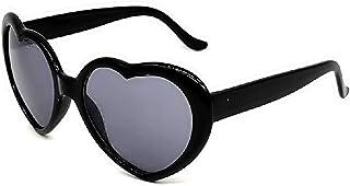 KIRALOVE - Gafas de sol corazón para niña niña.