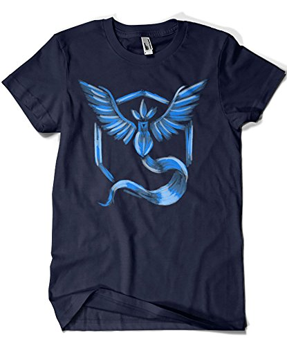 1559-Camiseta Pokemon Go Team Mystic (Legendary P,)