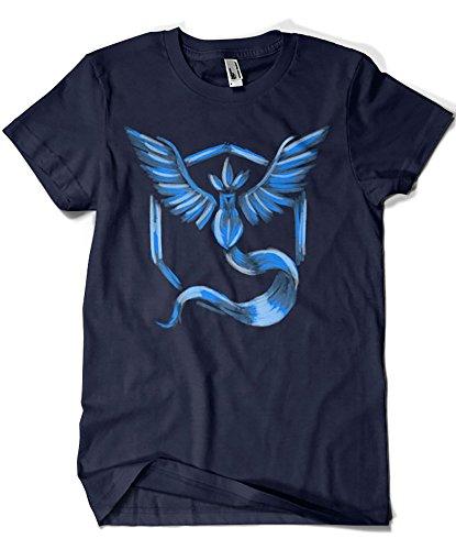 1559-Camiseta Pokemon Go Team Mystic (Legendary P,)