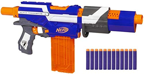 Hasbro A3698 Nerf N-Strike Elite Alpha Trooper CS-12