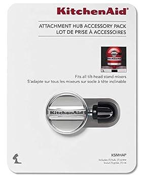 KitchenAid Ksmhap Attachment Hub Accessory Pack Silver