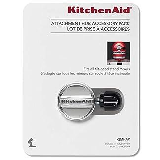 KitchenAid-Ksmhap-Aufsatz-Hub-Zubehr-Pack-Silber