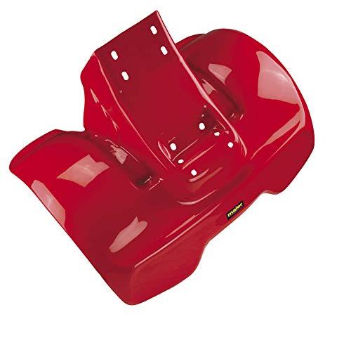 REAR FENDER RED 119982 For Honda ATC70 78-85