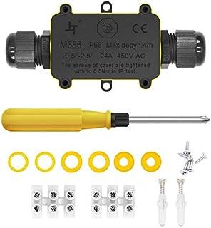 Connecteur de bo/îte de jonction bo/îte de jonction souterraine /étanche 10PCS IP68 pour c/âble /électrique 3Pin