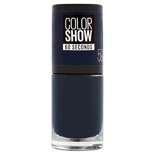 Maybelline New York Color Show Esmalte de Uñas, Tono: Color Show 059 Marina Chic