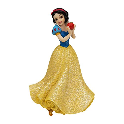 Disney Official Licensed Collectable Giftware Princess Hand Painted Snow White Figurine Ornament Collectors Boxed Gift DI577