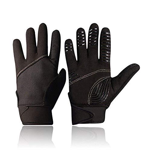 Rebo Wheelchair Full Finger Gloves