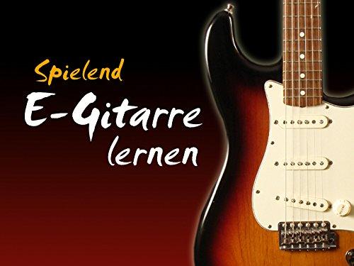 Die Haltung der E-Gitarre