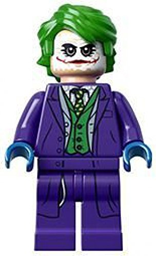 Lego Super Heroes Minifigur The Joker aus 76023 (sh133)