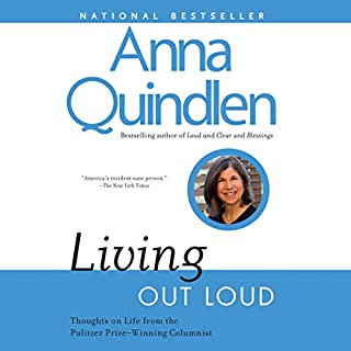 Living Out Loud audiobook cover art