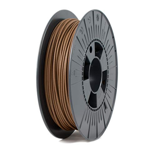 ICE Filaments ICEFIL3WOO183 WOOD filamento, 2.85mm, 0.5 kg, Barnyard Brown