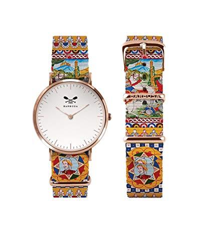 Barbosa Orologio Uomo Donna (orologio uomo donna cinturino sicilia)