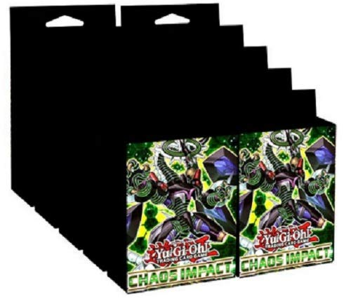Yugioh Chaos Impact Special Edition Booster Display Box - 30 Packs + promos