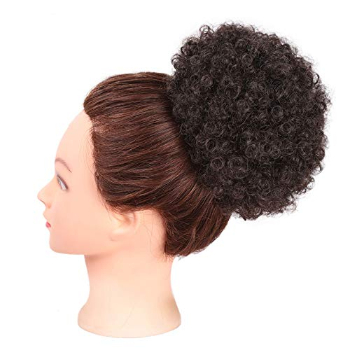 Afro ponytail wig _image4