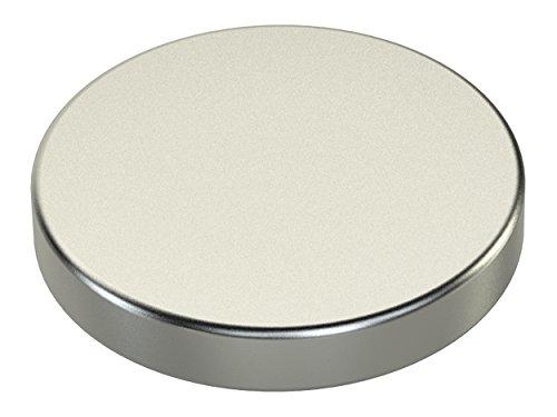 RICOO Neodym imn (30x 5mm, N45, bis 80kg), silber