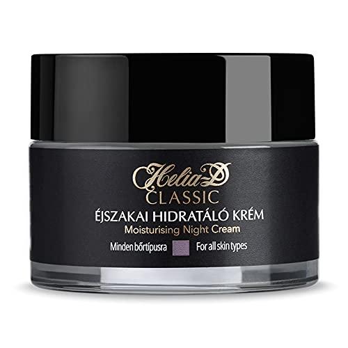 Helia-D Crema de noche hidratante clásica