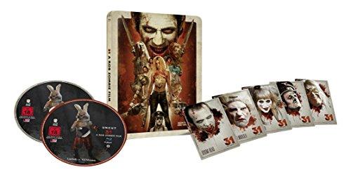 31 - A Rob Zombie Film (Limitiertes und nummeriertes 2 Disc-Steelbook) (Uncut) (exklusiv bei Amazon) [Blu-ray]
