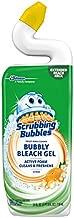 Scrubbing Bubbles Bubbly Bleach Gel Toilet Bowl Cleaner, Citrus, 24 oz