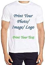Presto Personalized Dry-fit Round Neck Half Sleeve T-Shirt White