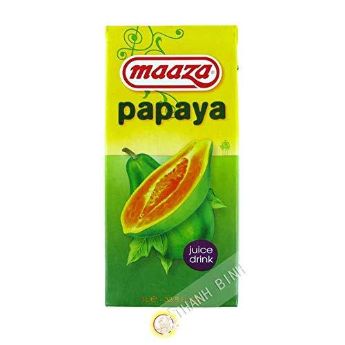 Papayasaft 1000 ml