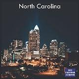 North Carolina Calendar 2022: Official Carolina State Calendar 2022, 16 Month Calendar 2022
