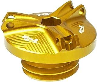 Color : Gold XIUFANG CNC Olio Tappo di Scarico Bullone Fit for Kawasaki Ninja 250R 300 400R 600R ZX6R ZX7R ZX9R ZX10R ZX12R ZX14R Versys 650 1000