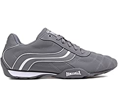 Lonsdale Mens Camden Trainers