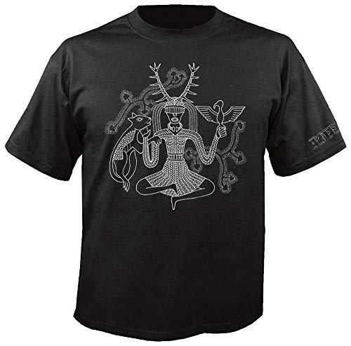 HEILUNG - Cernunina Futha - T-Shirt Größe XXL