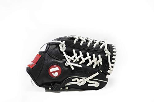 BARNETT GL-115 Baseball Handschuh, Echtleder, Wettkampf, Infield, 11,5