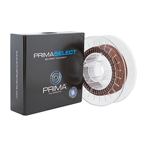 PrimaCreator PrimaSelect 3D Drucker Filament - METAL - 1.75mm - 750 g - Kupfer