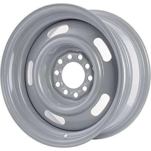 JEGS 681210 Rally Wheel Diameter x Width: 15 in. x 7 in.