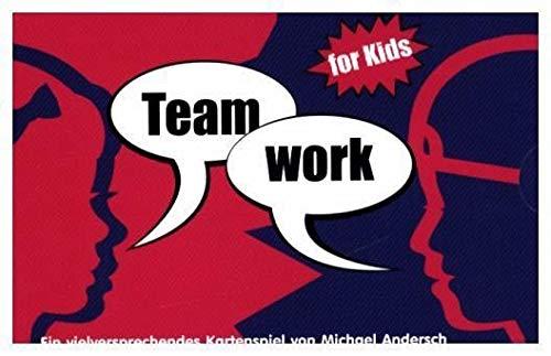 Adlung Spiele 46184 - Teamwork for Kids, Kartenspiel