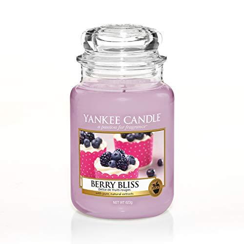 Yankee Candle Duftkerze im großen Jar, Berry Bliss