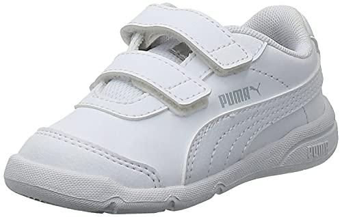 PUMA Stepfleex 2 SL VE V Inf, Zapatillas, White White, 25 EU