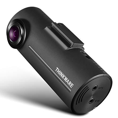 Thinkware F100 Dash Cam, 1080P Frontkamera 720P HD Hintere Dashcam, Nachtsicht, 16 GB SD-Karte und Ansclusskabel an Die Autobatterie für Batteriesicheren Parkmodus