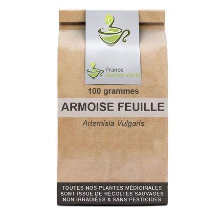 France Herboristerie Tisane Armoise Feuille