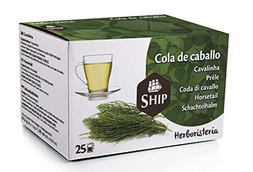 COLA CABALLO infusion 25bolsitas