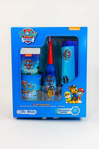 Mr White Jr Paw Patrol Geschenk-Set