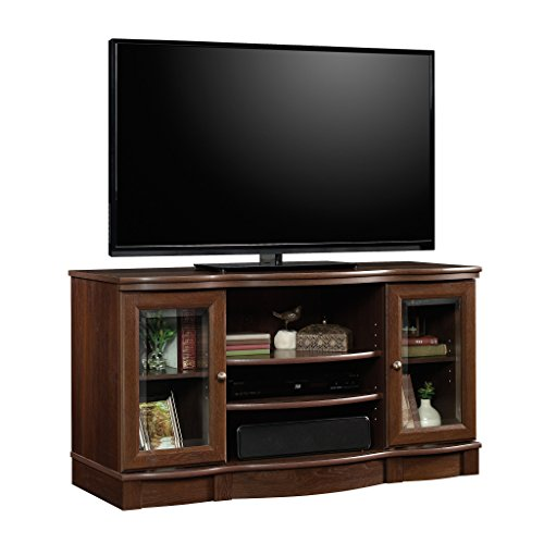 Sauder Regent Place TV Stand, For TV's up to 50', Euro Oak finish