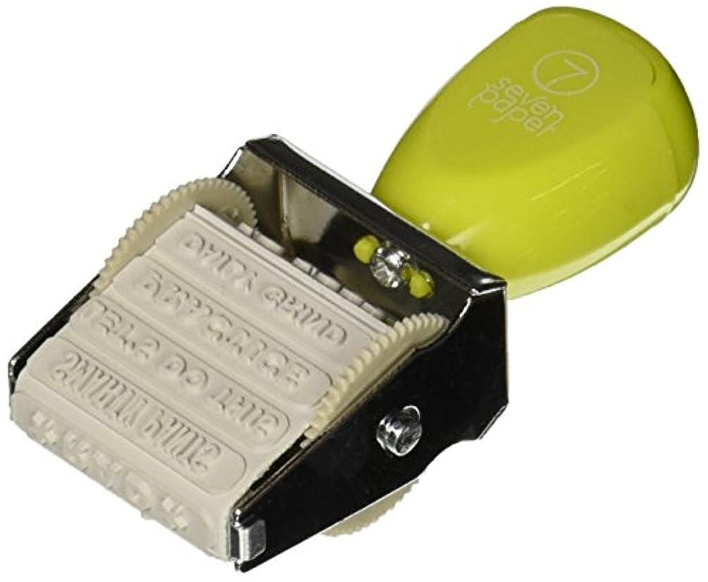 Studio Calico 332550 Darcy Phrase Roller Stamp