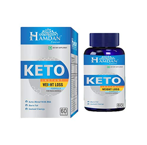 Keto Tablets Instant weight Lose and Management Formula for women and Men