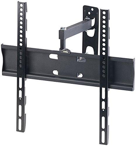 General Office TV Staffa: Supporto da Parete Girevole per TV/Monitor, 66-152 cm (26'-60'), VESA, 30 kg (TV Supporto a Parete)