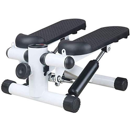 Mini Bicicleta Elíptica de Ejercicio, Elíptica Paso a Paso para Hacer Ejercicio en la Oficina y en Casa, Salud en el Trabajo, No Necesita un Escritorio de Altura Ajustable Entrenador de Piernas y Ped