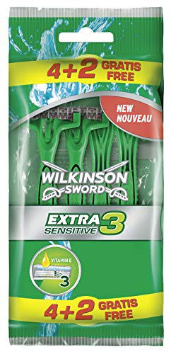 Wilkinson Sword -   Extra 3 Sensitive