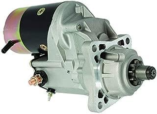 New Starter For Agco Spra Coupe Sprayer 3440 3640 4440 4640 Perkins, Bobcat Skid 751C Peugeot XUD9 873C Deutz BF4M1011, Clark Loader 653 751 873, Melroe Spra Coupe Sprayer 6665654