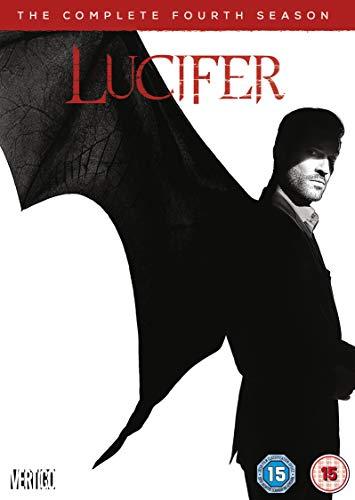 Lucifer S4 [Edizione: Regno Unito] [DVD]