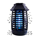 Mosquito Zapper, Bug Zapper for Outdoor and Indoor, Electronic Mosquito Killer for Home, Garden, Backyard, Patio