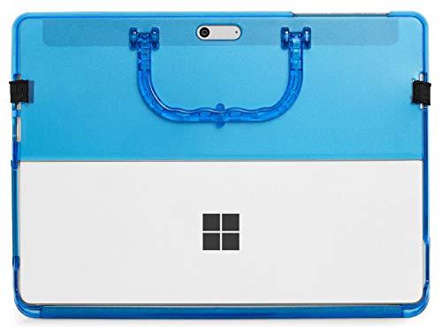 mCover rigida per tablet Microsoft Surface Go da 10  rilasciata dopo agosto 2018 (Aqua)