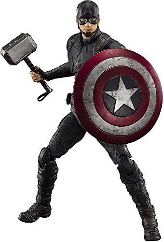 Bandai S.H. Figuarts Captain America -Final Battle Edition - Avengers: Endgame