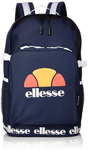 [エレッセ] Ellesse エレッセ ロゴ リュック リュックサック レディース メンズ スポーツブランド テニスブランド ネイビー